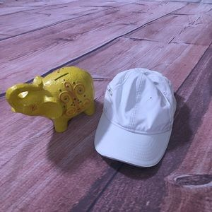 lululemon athletica Accessories - Lululemon Baseball Cap Hat in Off White
